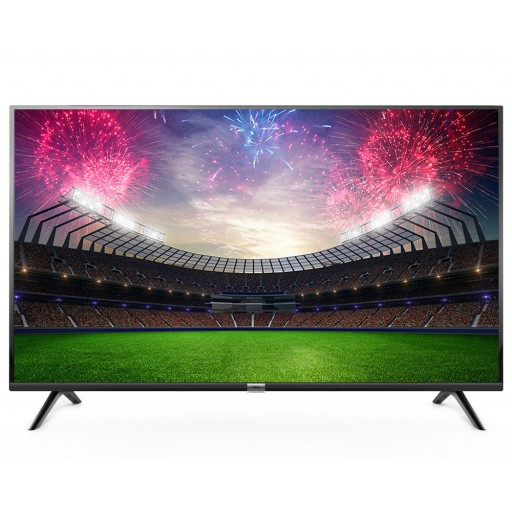 شاشة تليفزيون تي سي إل سمارت 32 بوصة HD أندرويد مزودة بريسيفر داخلي ، مدخلين HDMI و مدخل فلاشة 32S65