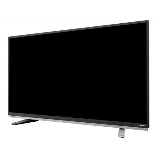 شاشة عرض توشيبا 40 بوصة إل إي دي Full HD مزودة بـمدخلين HDMI و مدخل فلاشة 40L280MEA