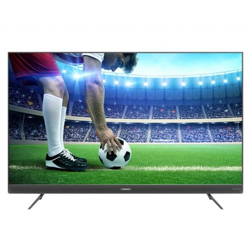 تليفزيون تورنيدو 43 بوصة سمارت إل إي دي Full HD مزود بريسيفر داخلي، مدخلين HDMI و مدخلين فلاشة 43ES9500E