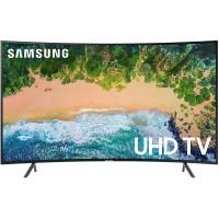 تلفزيون سامسونج 55 بوصة UHD منحني - UA55NU7300KXZN