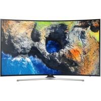 تلفزيون سامسونج الذكي بشاشة منحنية حجم 55 بوصة بتق