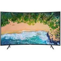 سامسونج 65 انش منحني تلفزيون ذكي اسود - Samsung 65