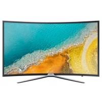 سامسونج 55 انش منحني تلفزيون ذكي اسود - 55K6500