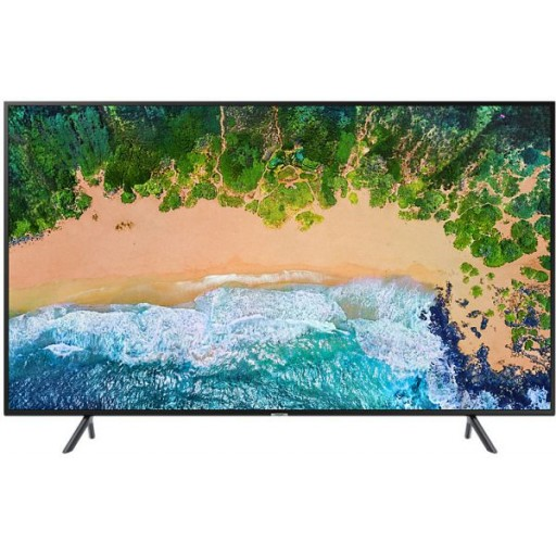 تلفزيون سامسونج 49 بوصة UHD الذكي - UA49NU7100KXZN - السلسلة 7