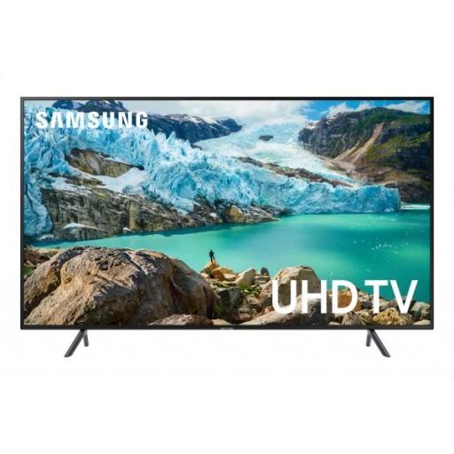 سامسونج 55 انش LED تلفزيون ذكي اسود - UA55RU7100KXZN