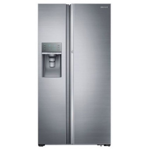 Samsung 810 Liters Show Case Side by Side Refrigerator, Stainless Steel - RH77H90507F