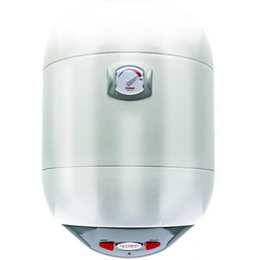 سخان مياة كهرباء من اوليمبيك FOEEWMC030SWH013 أبيض، 30 لتر