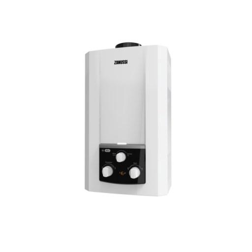 ZYG10113WL سخان مياه غاز 10 لتر ابيض