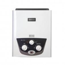 ZYG06313WL سخان المياه الغاز 6 لتر بدون مدخنة ابيض
