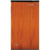 ثلاجة مينى بار WR-R4K من وايت ويل- خشبي، 4.5 قدم