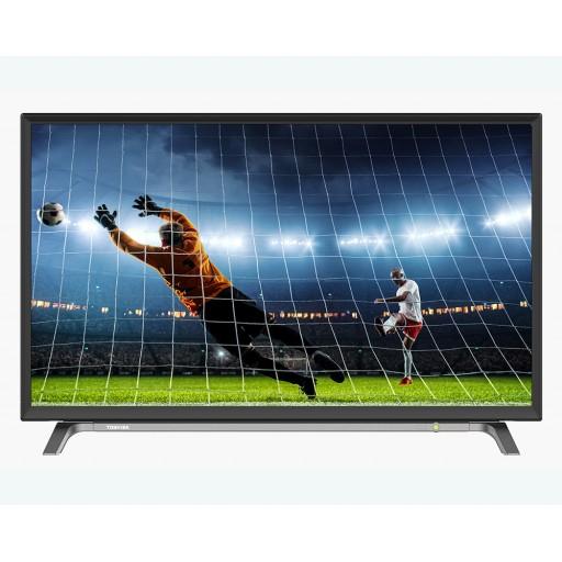 شاشة توشيبا 32 بوصة إل إي دي HD مزودة بمدخلين HDMI و مدخل فلاشة 32L2600EA