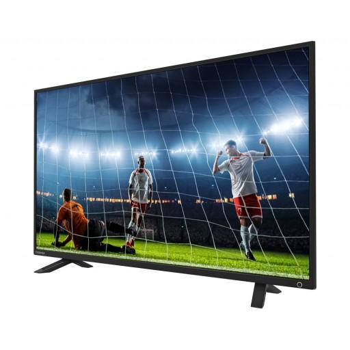 شاشة توشيبا 43 بوصة إل إي دي Full HD مزودة بـ 3 مداخل HDMI و مدخلين فلاشة 43L2700EV