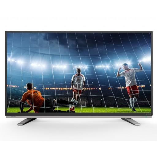 شاشة توشيبا 43 بوصة إل إي دي Full HD مزودة بـ 3 مداخل HDMI و مدخلين فلاشة 43L2800EV