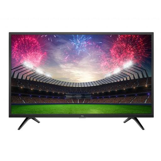 شاشة تي سي ال 32 بوصة إل إي دي HD مزودة بمدخلين HDMI و مدخل فلاشة 32D3000