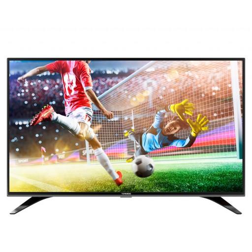 تليفزيون تورنيدو 32 بوصة إل إي دي HD مزود بريسيفر داخلي، مدخلين HDMI و مدخلين فلاشة 32ER9500E